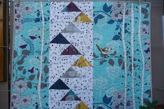 Big Goose Chase by Pieced Tree patterns Grace and Favour: A LITTLE BIRD TOLD ME