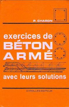 EXERCICES DE BÉTON ARMÉ