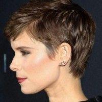 Kate Mara pixie cut
