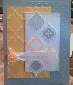 Make a Wish by atlstamper198 - Cards and Paper Crafts at Splitcoaststampers