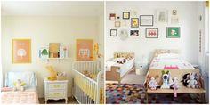 decoração de quarto de meninas de idades diferentes - Pesquisa Google