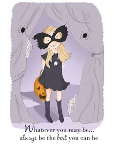 Happy Halloween cards from Heather Stillufsen Rose Hill Designs on Facebook and Etsy
