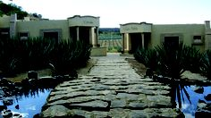 A hotel located in the heart of a Tequila distillery surrounded by agave fields in Tequila Jalisco México. Cheers!!