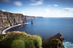 I need to go back to Ireland and see the Cliffs of Moher like.