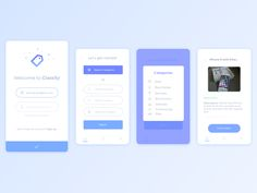 Classify for iOS. Redesigned. by Karma Patel