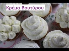 Royal Icing Αυγόγλασο γλασο για μπισκοτα Αγάπα Με Αν Dolmas - YouTube Jello, Sweets, Vegetables, Desserts, Youtube, Lollipops, Cup Cakes, Puddings, Foods