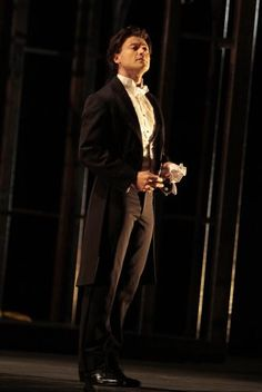 LA Opera 2011/12 Season: Romeo et Juliette - Vittorio Grigolo as Romeo