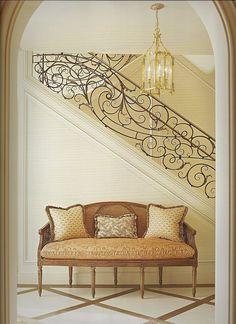 Beautiful railing