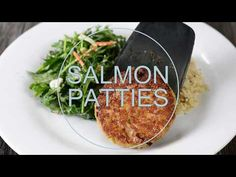 Salmon Patties, made from wild caught canned salmon, are an easy to make dinner time favorite in our house and are the best salmon cake recipe ever! Canned Salmon Recipes, Fish Recipes, Seafood Recipes, Cooking Recipes, Recipies, Roasted Broccoli Recipe, Fresh Broccoli, Broccoli Recipes, Salmon Fishcakes