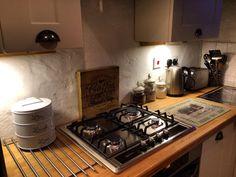 Hay Barn, Dog Friends, Stove, Kitchen Appliances, Cottage, Diy Kitchen Appliances, Home Appliances, Hearth, Cottages