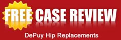Find out what you need if you've experience hip replacement recall. DePuy hip recall lawyers can help you and advice on recalled hip replacements and significant legal information. Get a Free Legal Consultation TODAY!