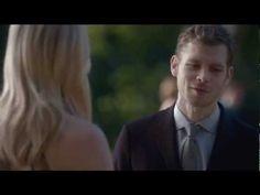 Klaus & Caroline 4x07: Hummingbird Scene