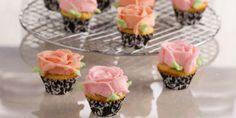 Flourless Cakes - Flourless Mini Vanilla Cupcakes