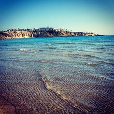Coral Bay Beach w Peyia, Επαρχία Πάφου