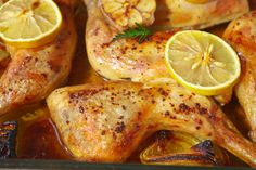 If You Want To Try Something Different Than Barbecued Chicken, You Can't Go Wrong With This Zesty Chicken With A Lemoney Twist! Barbecue chicken is a Summertime classic but it Oregano Chicken, Lemon Garlic Chicken, Roasted Garlic, Lemon Chicken Thighs, Chicken Breasts, Chicken Thigh Recipes, Barbecue Chicken, Pressure Cooker Recipes, Pressure Cooking