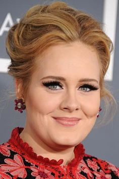 Learn How To Copy Adele's Grammy Awards Makeup | Teen Vogue