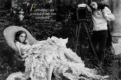 Alice In Wonderland Fashion Editorial by Annie Leibovitz for Vogue US | Trendland: Fashion Blog & Trend Magazine