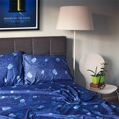 Exclusive Doctor Who Bed Sheets Additional Image