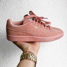 Puma, розовый, женские кроссовки