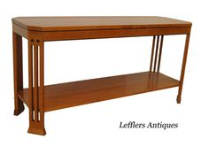 52323 Georgetown Galleries Solid Mahogany Buffet Sideboard