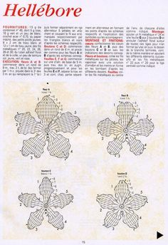 crochet flowers | make handmade, crochet, craft by arline