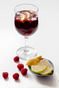 Sangria, Red Wine, Alcoholic Drinks, Glass, Recipes, Wine, Drinkware, Corning Glass