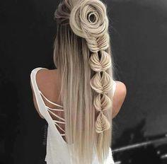#penteados #criativos