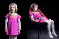 Anne Kurris Winter 2012 #kidsfashion #madeinbelgium #fashionforgirls