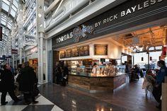 Tortas Frontera: Rick Bayless' airport oasis at O'Hare Chicago Hotels, Chicago Restaurants, Great American Bagel, Garrett Popcorn Shops, Ohare Airport, Airport Restaurants