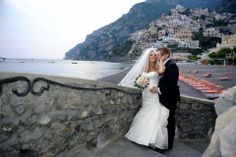 Wedding in Positano, Romantic Outdoor Civil Wedding Wedding Blog, Our Wedding, Destination Wedding, Wedding Locations, Wedding Venues, Getting Married In Italy, Exterior Stairs, Civil Wedding, Romantic Destinations