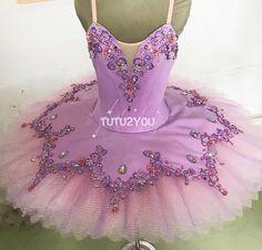 P-001 Lilac Professional Ballet Tutu