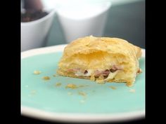 Grown-up Hot Pockets - YouTube
