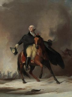 George Washington was the general of the continental army. This is a great accomplishment because many saw him as a great leader, which led to him being in office for two terms.