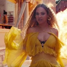 Thanks to Beyonce's Lemonade, Jay Z's Tidal is back on the top of the app charts Beyonce Album, Yellow Gown, Hood By Air, Blue Ivy, Chiffon Ruffle, Beyonce Knowles, Serena Williams, Jay Z, Zendaya