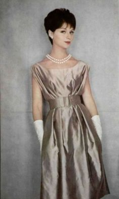 Nina Ricci Cocktail Dress - 1959