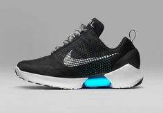 Nike brings 'Back to the Future' power shoelaces to the masses - CNET