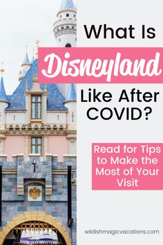 Is Disneyland still magical after COVID changed everything? Read for a glimpse into what it's like and tips to make the most of your family's next visit. Disneyland Good Neighbor Hotels, Disneyland Resort Hotel, Disneyland Vacation, Disney Vacation Planning, Disney World Planning, Disney Vacations, Disney Hotels, Hotels And Resorts, Magic Vacations