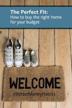 Are you outgrowing your home? Then it might be time for a new place. Find the perfect fit for your family and your budget with the help of #BetterMoneyHabits.
