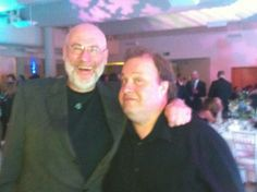 Fish and Steve Rothery