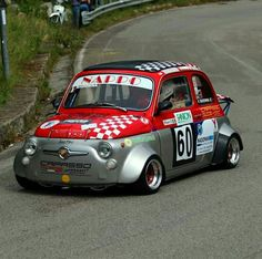 Fiat Cars, Fiat 600, Fiat Abarth, Steyr, Supercar, Custom Cars, Cars And Motorcycles, Race Cars, Porsche