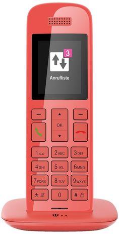 Telekom Speedphone 10 koralle Dns, Phone, Design, Twine, Telephone, Design Comics, Mobile Phones