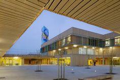 Groupe Scolaire Pasteur - r2k architectes