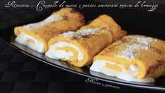 Ricetta+crespelle+di+zucca+e+patate+americane+ripiene+di+formaggi