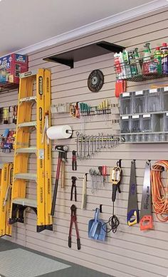 Cool 51 Easy Diy Garage Storage Organization Ideas. More at https://homedecorizz.com/2018/02/22/51-easy-diy-garage-storage-organization-ideas/