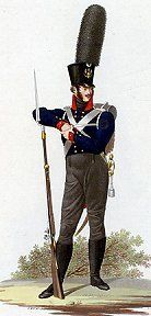 Grenadier of Life/Leib Infantry Regiment. Picture by Juegel Wolf.
