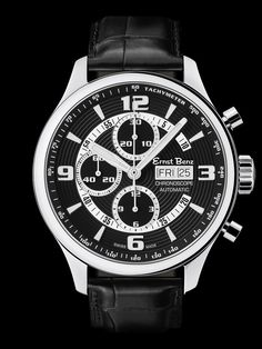 Ernst Benz Chronoscope Contemporary Watch at London Jewelers!