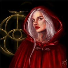 """fariequinnet:"""" Manon Blackbeak from Throne of Glass by Sarah J MaasFinally done after 6 hours!!!"""""""