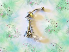 This lady has some cute cheep belly button rings! This is only $5!