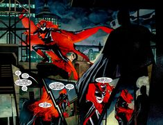 Batwoman :: Writer: Greg Rucka ~ Art: J.H. Williams ~ Colours: Dave Stewart