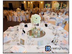 stunning dining room setting